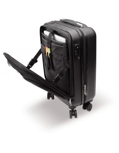 a4ad8466e852e Trolley cabin 20 inch deluxe Toppoint z własnym nadrukiem